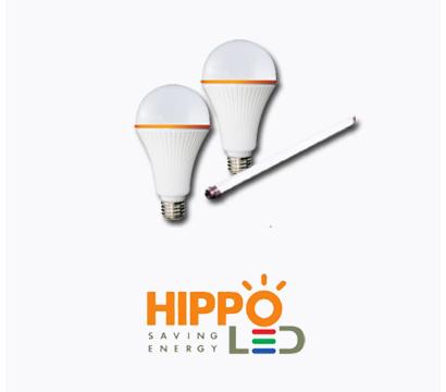 HIPPO LED Products at Clarion Sri Lanka