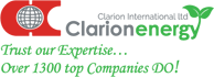 Clarion Energy Sri Lanka Logo