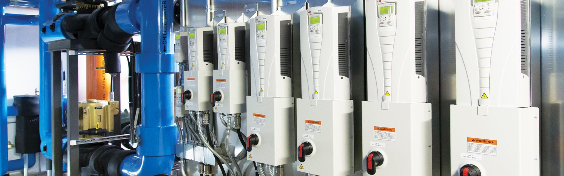Variable Speed Drives at Clarion Energy