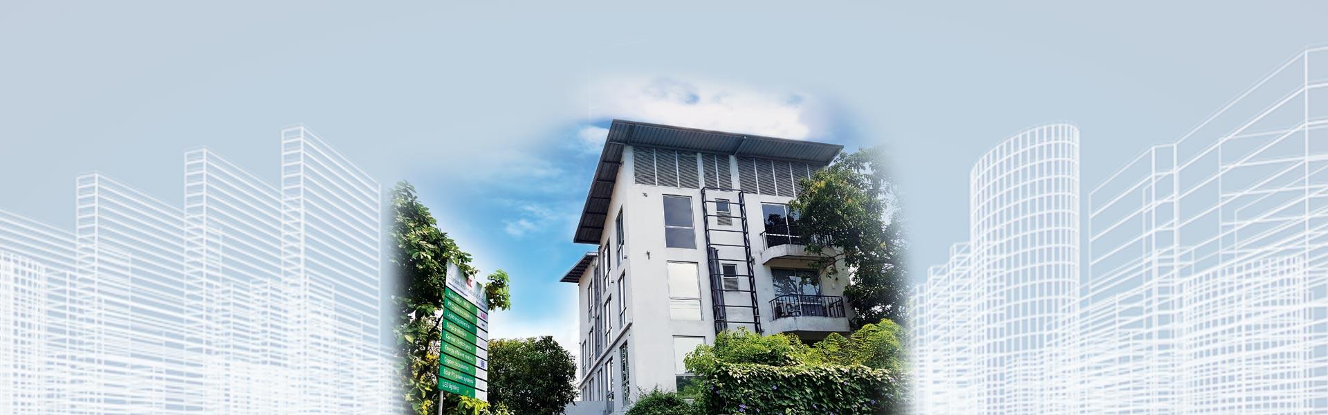 Clarion Energy Sri Lanka Office External View